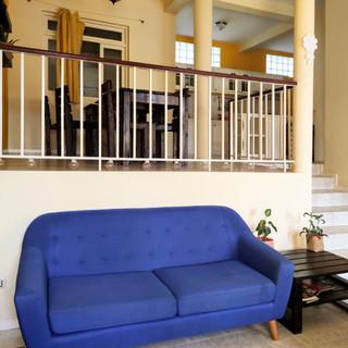 Kitchen view downstairs