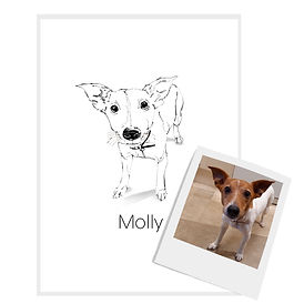 Molly with original pic.jpg