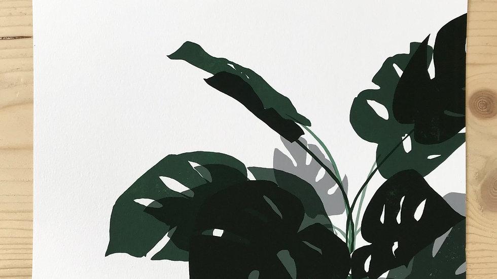 Landscape leaves