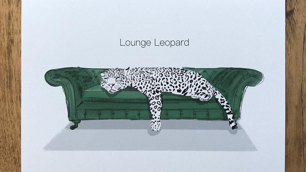 Lounge Leopard