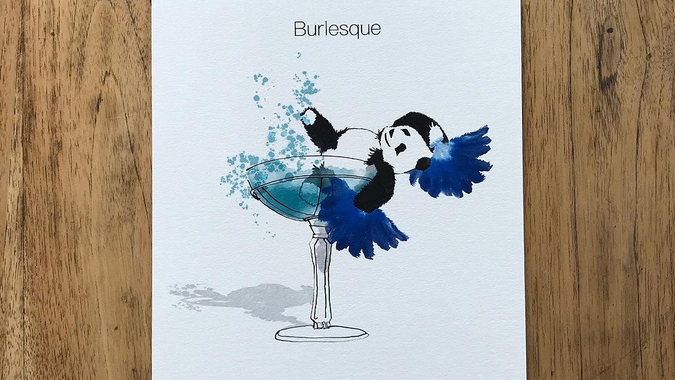 Burlesque Panda