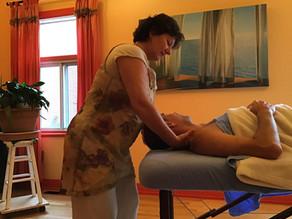 Massothérapie - Retour à la pratique / Massage Therapy - Back to Practice