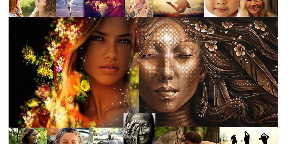 Parcours de Femmessérie d'été:  FEMMES SAUVAGES AU CŒUR DE LA NATURE