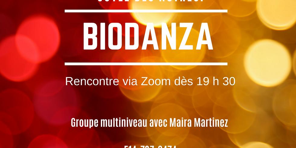 Groupe de Biodanza - Montréal