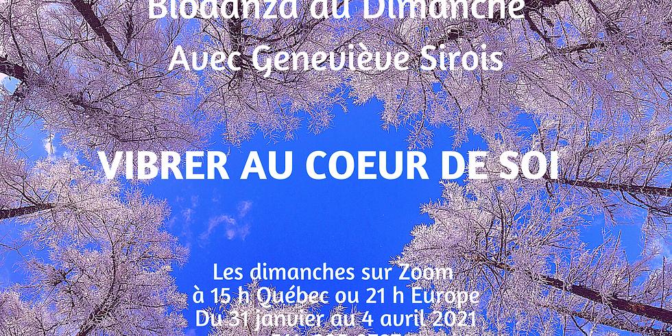 Biodanza du dimanche / Vibrer au coeur de soi /  10 rencontres de Biodanza