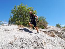 leo trail running