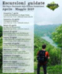 escursioni quota 900
