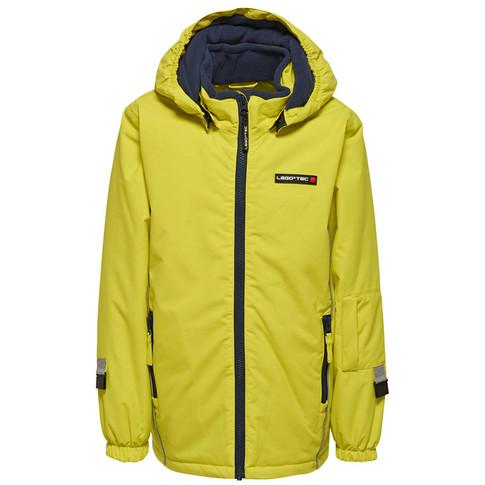 lego ski wear giacca neve bambino kid yellow