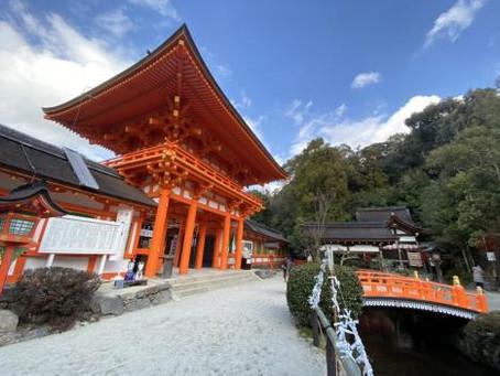 上賀茂神社と今宮神宮 2020.2