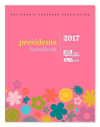 cta 2017 presidents handbook cover light