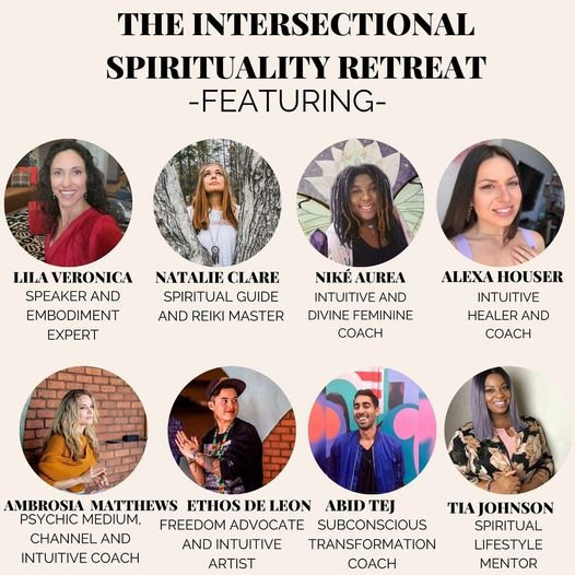 The Intersectional Spirituality Coaching Sessions