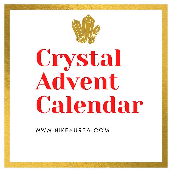 12 Day Crystal Advent Calendar (Pre-Order)