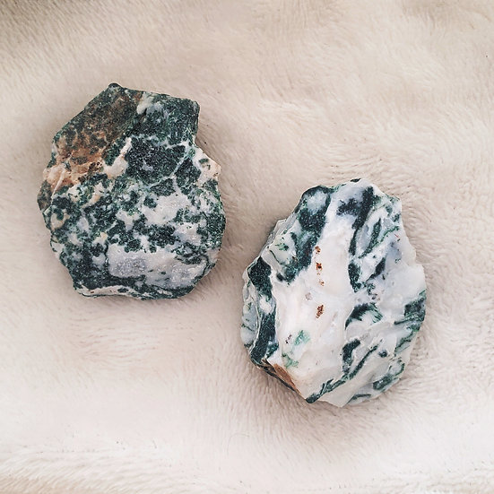 Indian Tree Moss Agate