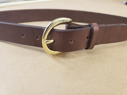 Rich Brown Wholesale Harness Belt