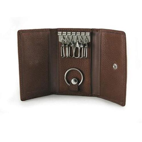 Osgoode Marley 6 Hook Key Case With Valet