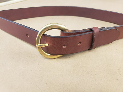 Medium Brown Wholesale Harness Belt