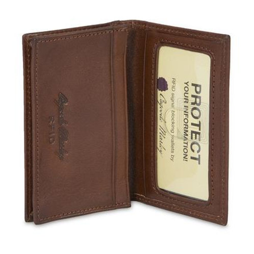 Osgoode Marley RFID Gusset Card Case