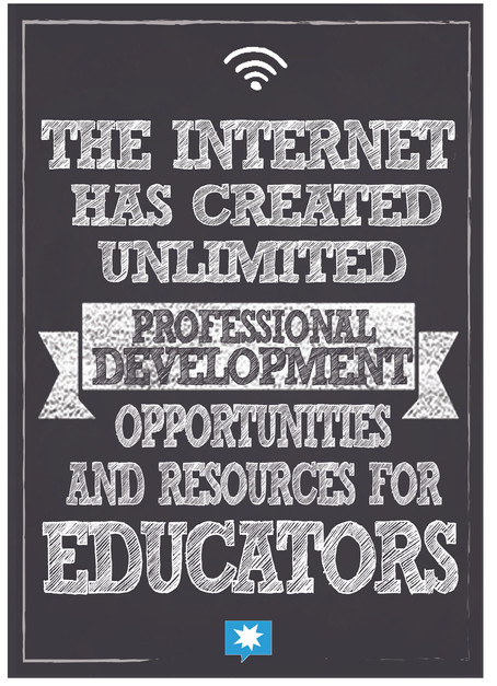 The internet has created unlimited PD co