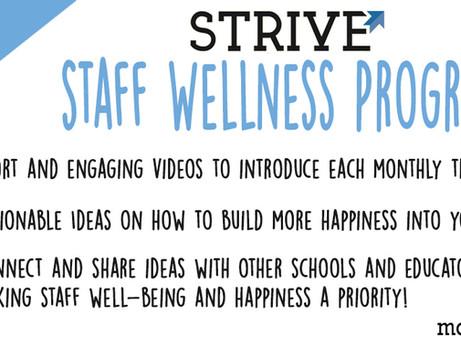 Staff Wellness Program