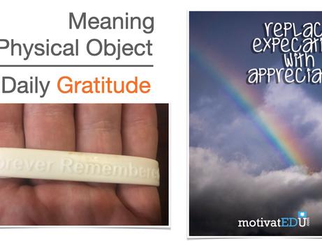 Gratitude Nudges