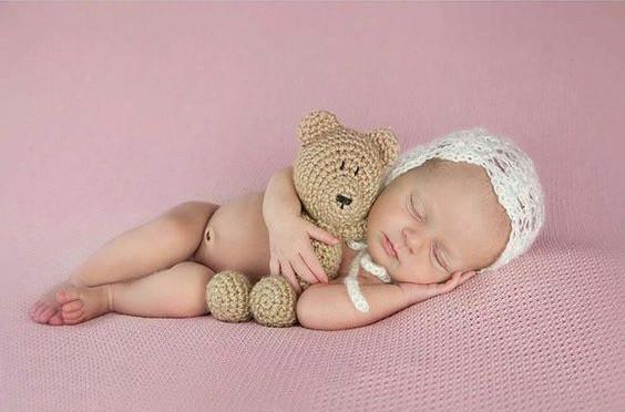 Фотосессия новорожденных.