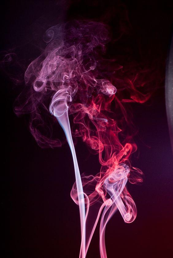 Фотографируем дым.