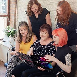 Freestyle Hair Design Treforrest Pontypridd, Meet the team