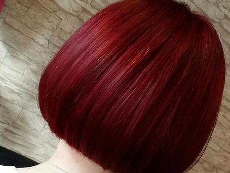 Autumn Hair Colours to Dye For