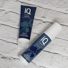 IQ Hair Clarifying Shampoo and Repair Ma