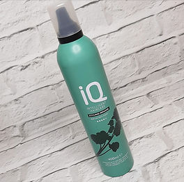 IQ Hair Styling Mousse.jpeg