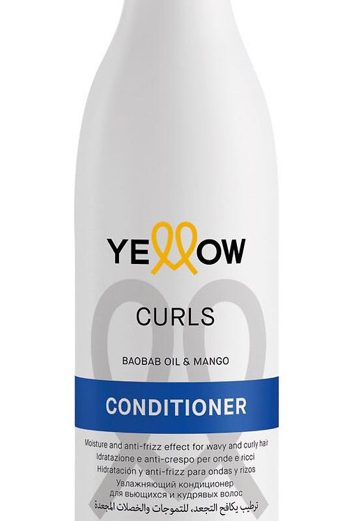 Yellow Curls Conditioner
