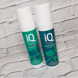 IQ Hair Tea Tree Shampoo and Conditioner