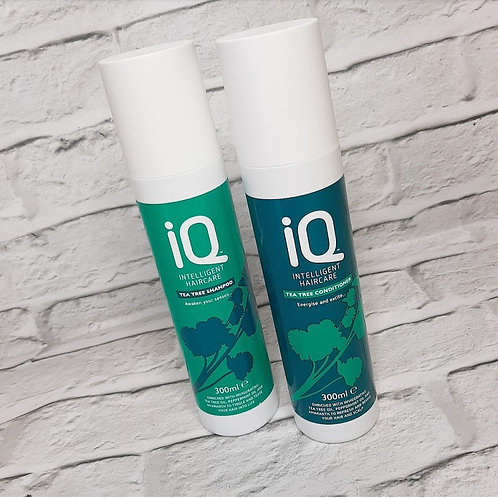 iQ  Tea Tree Shampoo