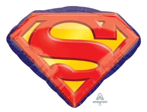 SUPERMAN CREST
