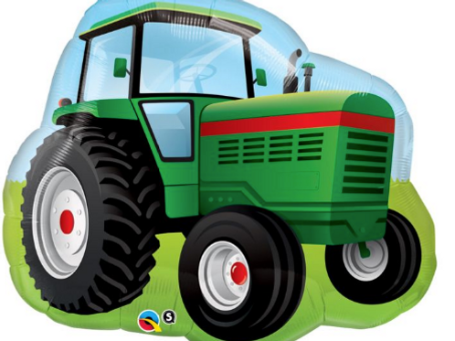 TRACTOR SUPER SHAPE
