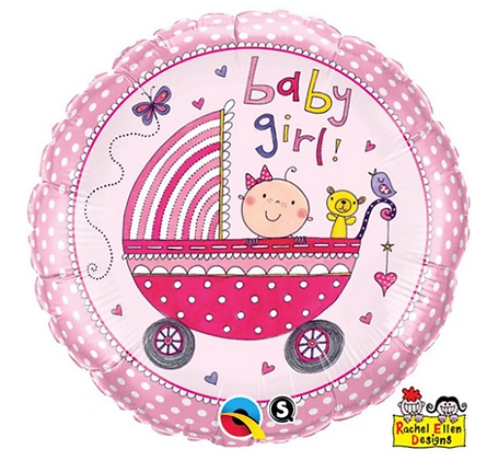 PINK BABY GIRL
