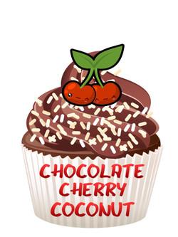 Chocolate Cherry Coconut