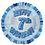Thumbnail: BLUE GLITZ NUMBERS 1st -12th