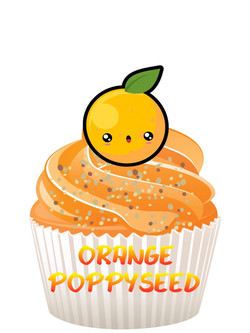 Orange Poppyseed