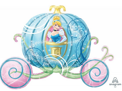 CINDERELLA CARRIAGE SUPER SHAPE