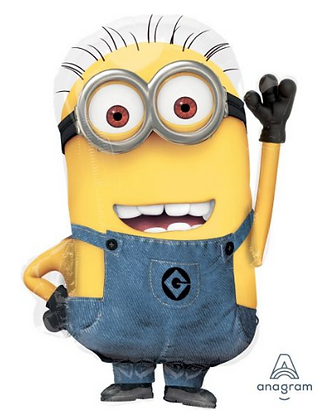 MINION SUPER SHAPE