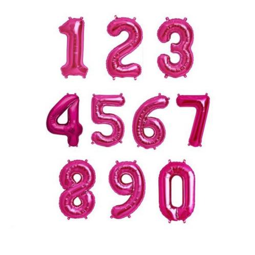 PINK NUMBERS