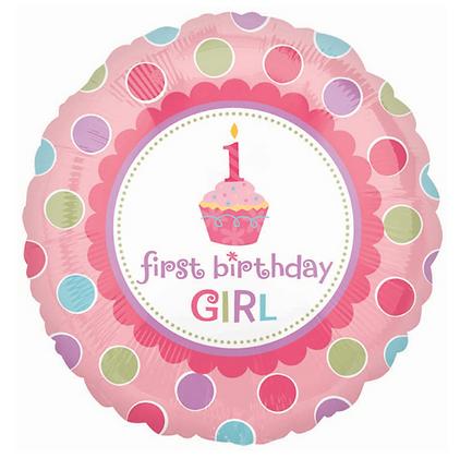 CUPCAKE BIRTHDAY GIRL