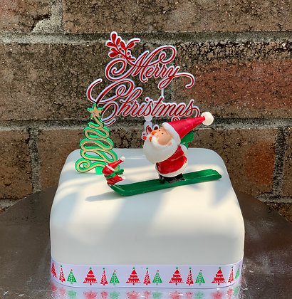 1kg SMALL FRUIT CAKES