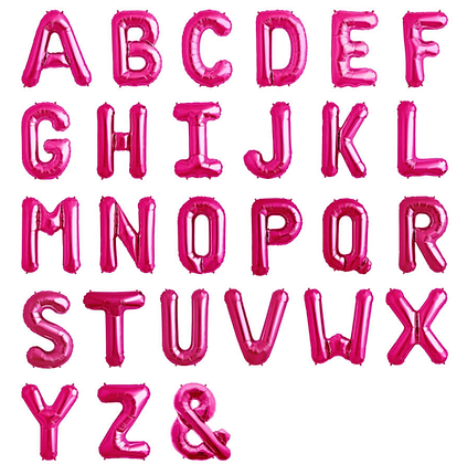 PINK LETTERS