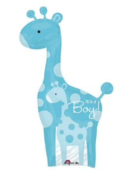 BLUE GIRAFFE SUPER SHAPE