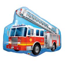 FIRE TRUCK SUPER SHAPE