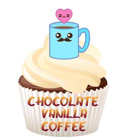 Chocolate Vanilla Coffee