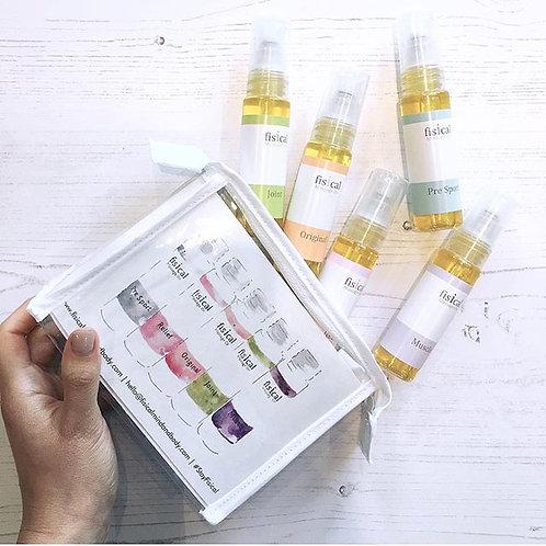 Body oil Gift pack