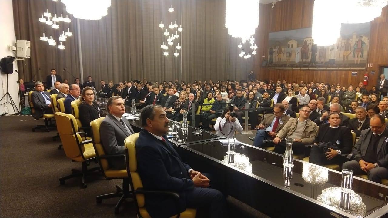 Audiência Câmara Vereadores de SP